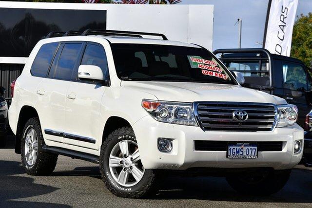 Used Toyota Landcruiser Sahara (4x4), Mandurah, 2014 Toyota Landcruiser Sahara (4x4) Wagon