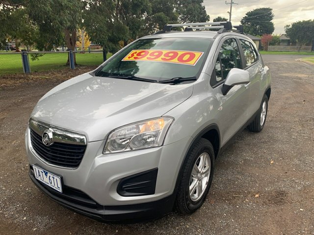 Used Holden Trax LS, Cranbourne, 2013 Holden Trax LS Wagon