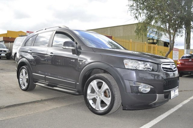 Used Holden Captiva 7 LX (4x4), Hoppers Crossing, 2013 Holden Captiva 7 LX (4x4) Wagon