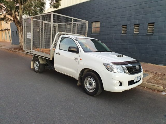 Used Toyota Hilux SR, Melrose Park, 2014 Toyota Hilux SR Cab Chassis