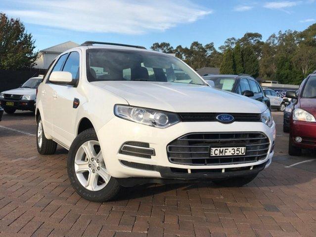 Discounted Used Ford Territory TX Seq Sport Shift, Warwick Farm, 2012 Ford Territory TX Seq Sport Shift SUV