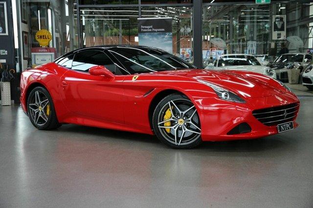 Used Ferrari California T DCT, North Melbourne, 2014 Ferrari California T DCT Convertible