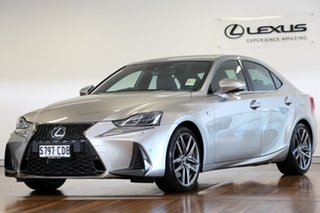 2019 Lexus IS IS350 F Sport Sedan.