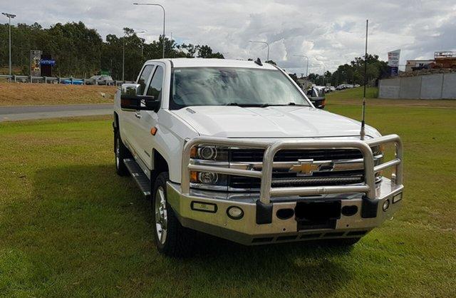 Used Chevrolet Silverado LTZ, Glanmire, 2016 Chevrolet Silverado LTZ Crewcab
