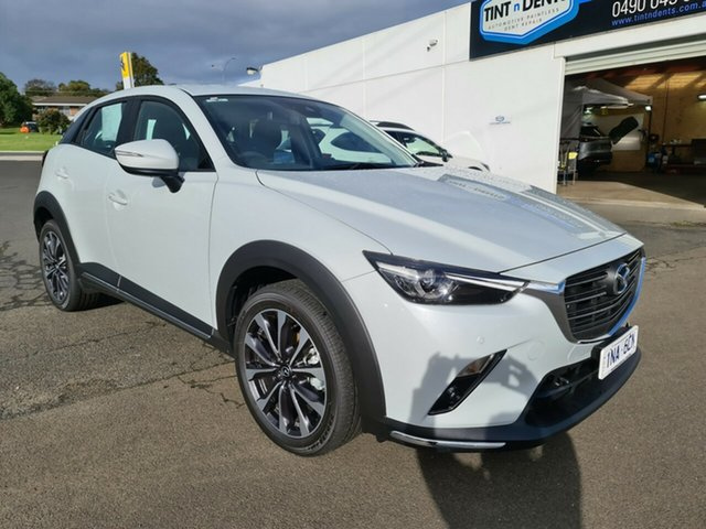 Used Mazda CX-3 sTouring SKYACTIV-Drive FWD, Warrnambool East, 2019 Mazda CX-3 sTouring SKYACTIV-Drive FWD Wagon