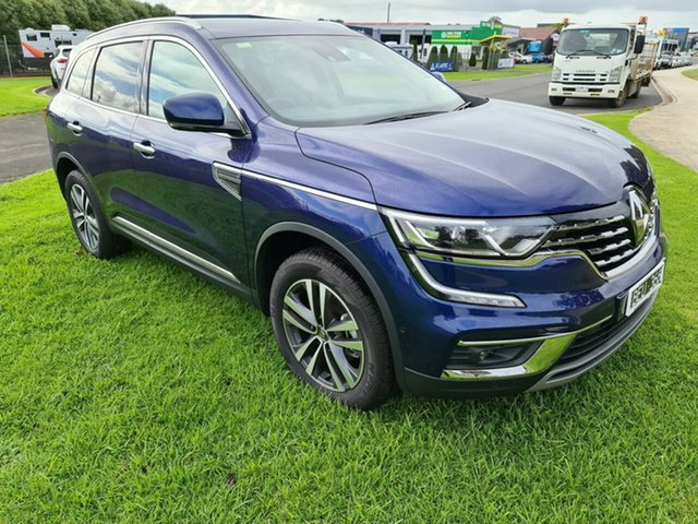 Demonstrator, Demo, Near New Renault Koleos Zen X-tronic, Warrnambool East, 2020 Renault Koleos Zen X-tronic Wagon