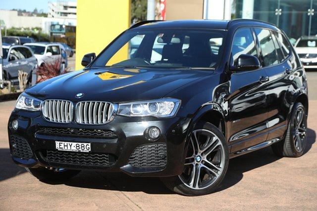 Used BMW X3 xDrive30d, Brookvale, 2015 BMW X3 xDrive30d Wagon