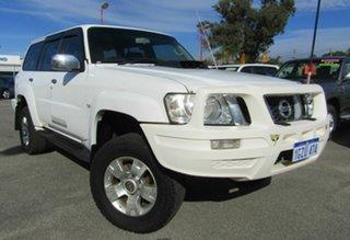 2009 Nissan Patrol ST Wagon.