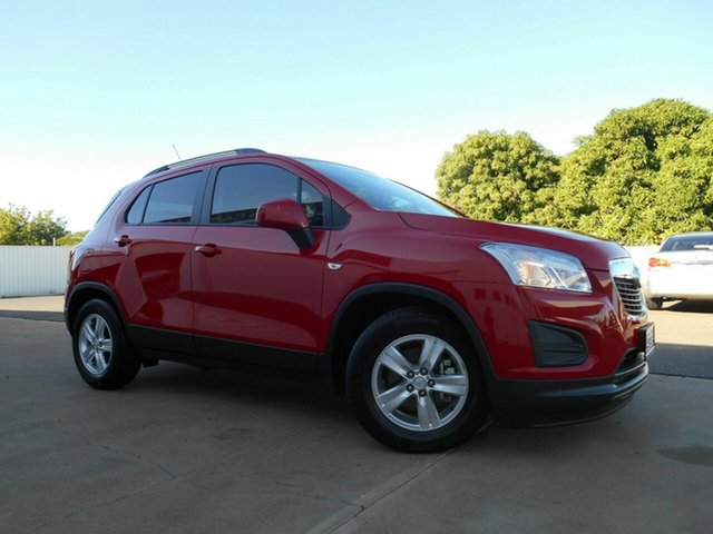 Used Holden Trax LS, Mount Isa, 2015 Holden Trax LS TJ MY16 Wagon