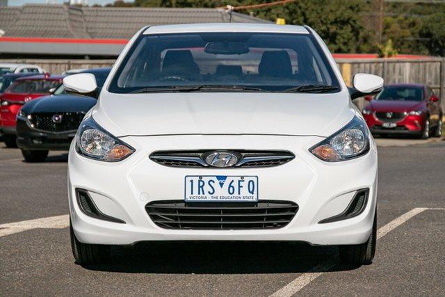 Used Hyundai Accent Active, Mulgrave, 2014 Hyundai Accent Active RB2 Sedan