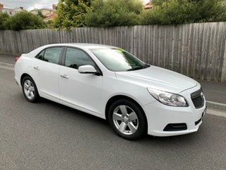 2015 Holden Malibu CD Sedan.