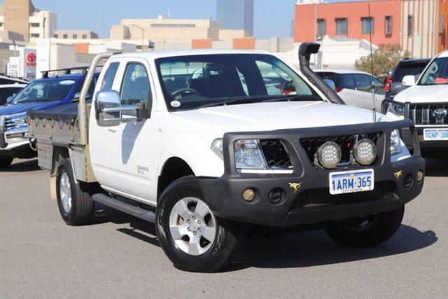 Used Nissan Navara ST-X King Cab, Northbridge, 2010 Nissan Navara ST-X King Cab Cab Chassis