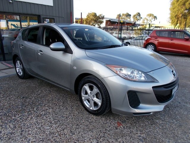Used Mazda 3 Neo Activematic, Bayswater, 2012 Mazda 3 Neo Activematic Hatchback