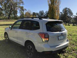 2017 Subaru Forester 2.5i-L CVT AWD Wagon.