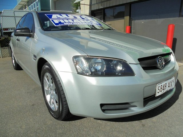 Used Holden Commodore Omega, Edwardstown, 2007 Holden Commodore Omega Sedan