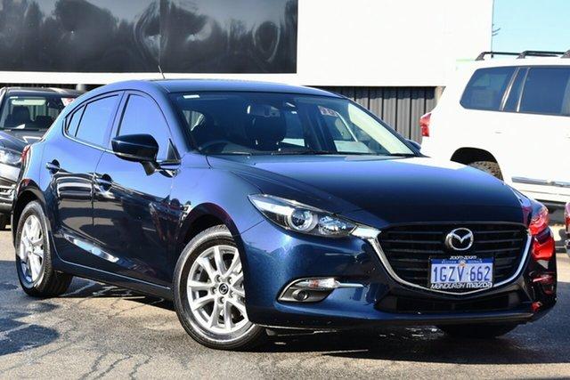 Used Mazda 3 Maxx, Mandurah, 2017 Mazda 3 Maxx Hatchback
