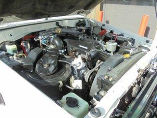 2003 Toyota Landcruiser Cab Chassis.