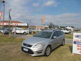 2011 Ford Mondeo Wagon.