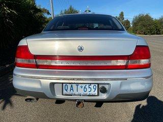 1999 Holden Statesman V6 Sedan.