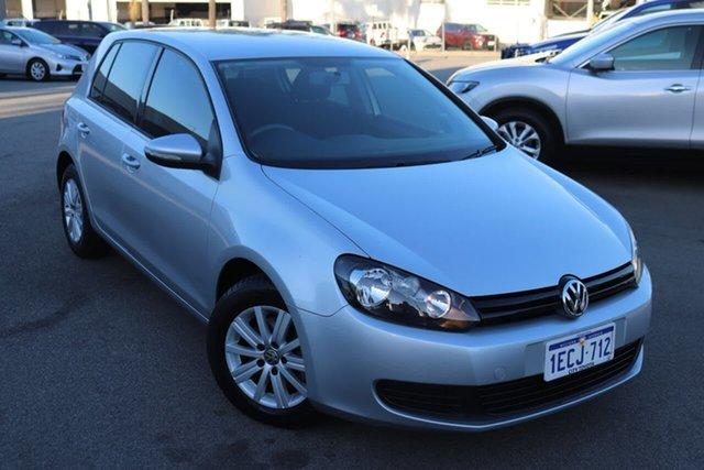 Used Volkswagen Golf 90TSI DSG Trendline, Northbridge, 2012 Volkswagen Golf 90TSI DSG Trendline Hatchback