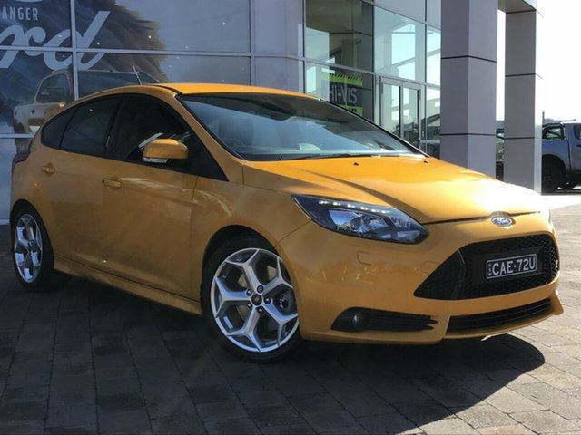 Discounted Used Ford Focus ST, Warwick Farm, 2013 Ford Focus ST Hatchback