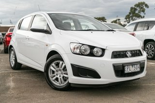 Used Holden Barina CD, Mulgrave, 2013 Holden Barina CD TM MY13 Hatchback