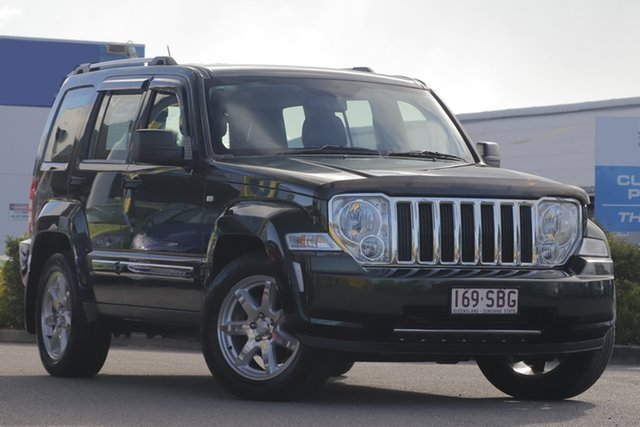 Used Jeep Cherokee Limited, Rocklea, 2011 Jeep Cherokee Limited Wagon