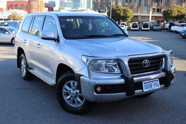 Used Toyota Landcruiser GXL, Northbridge, 2012 Toyota Landcruiser GXL Wagon