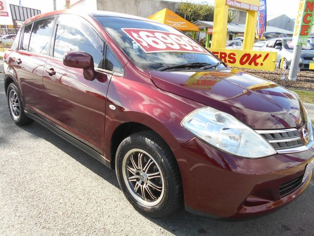 Used Nissan Tiida ST, Slacks Creek, 2011 Nissan Tiida ST Hatchback
