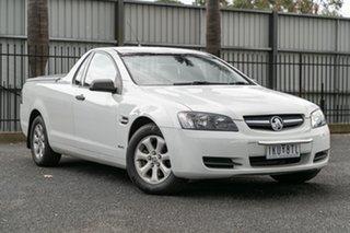 Used Holden Ute Omega, Oakleigh, 2010 Holden Ute Omega VE MY10 Utility