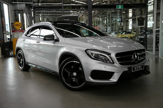Used Mercedes-Benz GLA-Class GLA250 DCT 4MATIC, North Melbourne, 2015 Mercedes-Benz GLA-Class GLA250 DCT 4MATIC Wagon