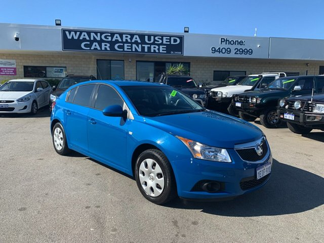 Used Holden Cruze CD, Wangara, 2012 Holden Cruze CD Hatchback