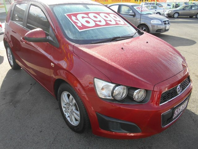 Used Holden Barina CD, Slacks Creek, 2012 Holden Barina CD Hatchback