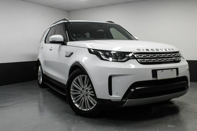 Used Land Rover Discovery TD6 HSE, Cardiff, 2017 Land Rover Discovery TD6 HSE Wagon