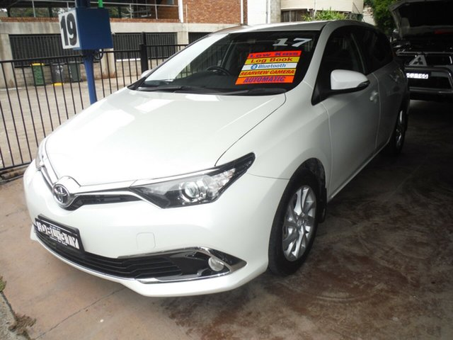 Used Toyota Corolla Ascent Sport, East Lismore, 2017 Toyota Corolla Ascent Sport ZRE182R MY17 Hatchback