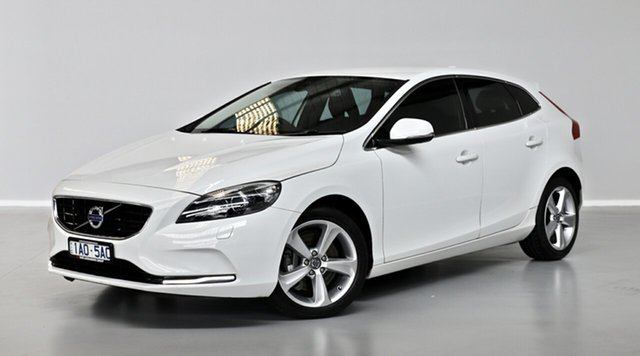 Used Volvo V40 T4 Adap Geartronic Luxury, Thomastown, 2013 Volvo V40 T4 Adap Geartronic Luxury Hatchback