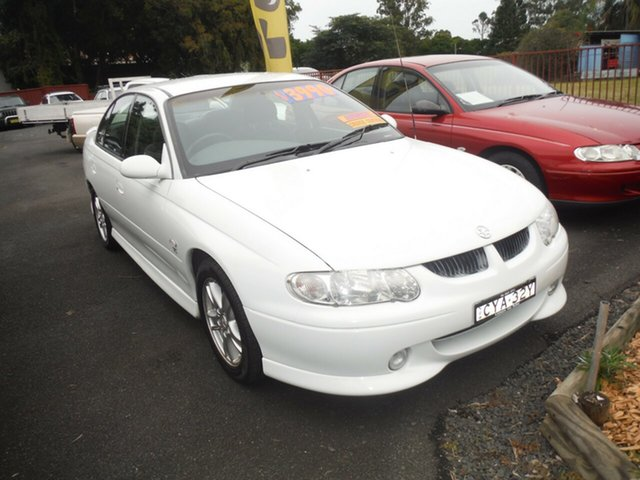 Used Holden Commodore S, East Lismore, 2000 Holden Commodore S VX Sedan