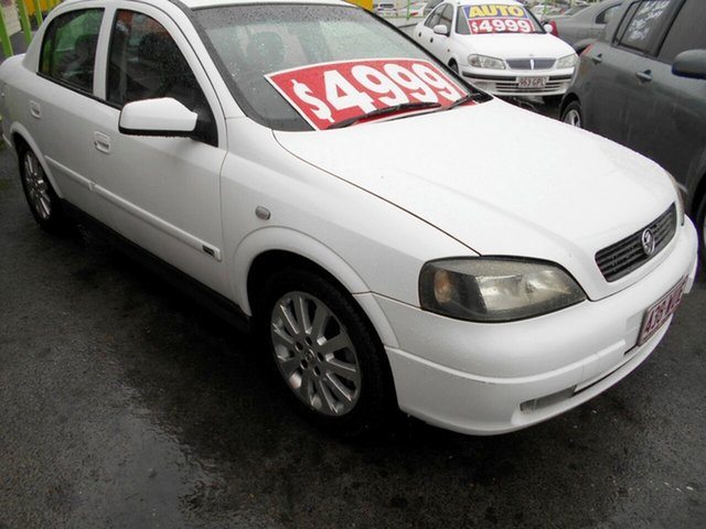 Used Holden Astra CDX, Slacks Creek, 2004 Holden Astra CDX Sedan
