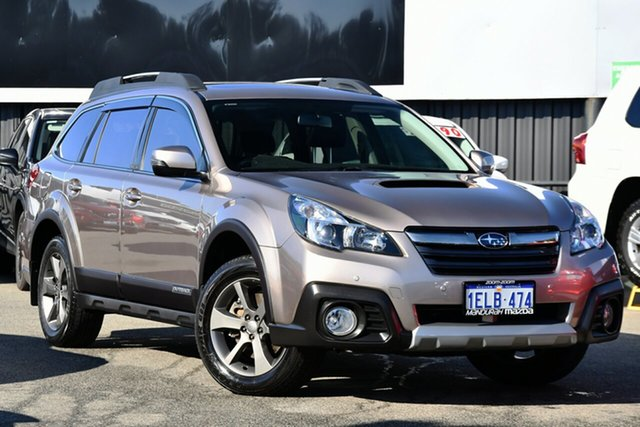 Used Subaru Outback 2.0D Premium AWD, Mandurah, 2014 Subaru Outback 2.0D Premium AWD Wagon