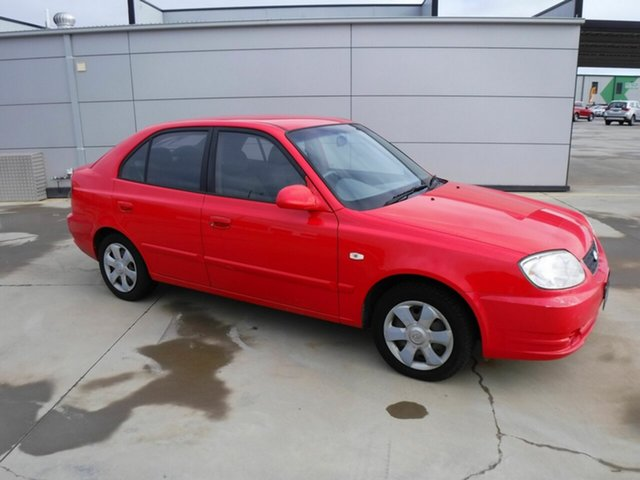 Discounted Used Hyundai Accent GL, Pakenham, 2004 Hyundai Accent GL Hatchback
