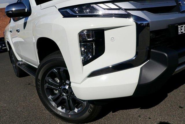 Demonstrator, Demo, Near New Mitsubishi Triton GLS Double Cab Premium, Toowong, 2019 Mitsubishi Triton GLS Double Cab Premium Utility