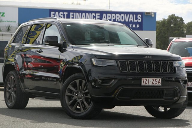 Used Jeep Grand Cherokee 75th Anniversary, Rocklea, 2016 Jeep Grand Cherokee 75th Anniversary Wagon