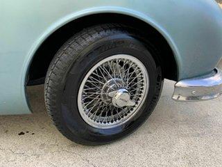 1966 Jaguar Mk II 3.8 Sedan.