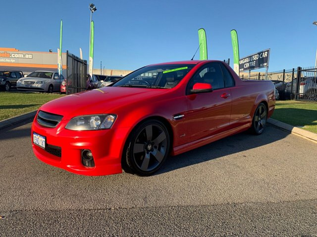 Used Holden Commodore SS Thunder, Wangara, 2011 Holden Commodore SS Thunder Utility