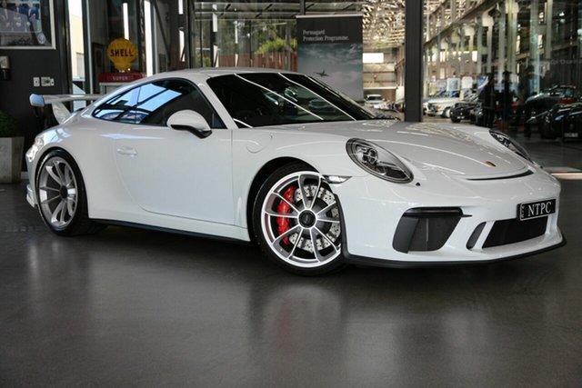 Used Porsche 911 GT3 PDK, North Melbourne, 2018 Porsche 911 GT3 PDK Coupe