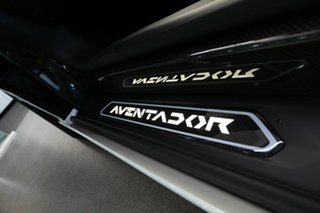 2019 Lamborghini Aventador S ISR AWD Roadster.