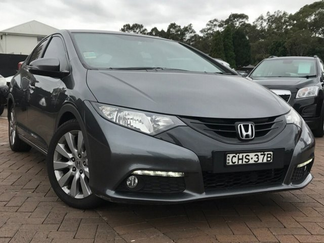 Discounted Used Honda Civic VTi-L, Warwick Farm, 2012 Honda Civic VTi-L Hatchback