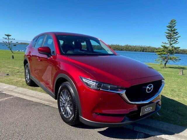 Used Mazda CX-5 Touring SKYACTIV-Drive i-ACTIV AWD, Narellan, 2017 Mazda CX-5 Touring SKYACTIV-Drive i-ACTIV AWD Wagon