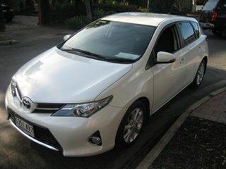 2013 Toyota Corolla Ascent Sport Hatchback.