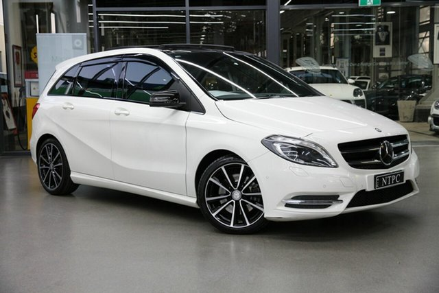 Used Mercedes-Benz B-Class B250 DCT, North Melbourne, 2014 Mercedes-Benz B-Class B250 DCT Hatchback